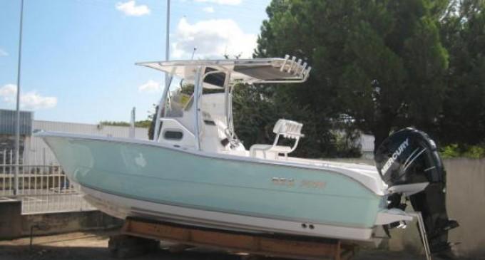 bateau peche sportive occasion france