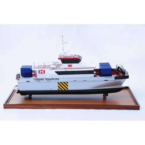 bateau peche turbine