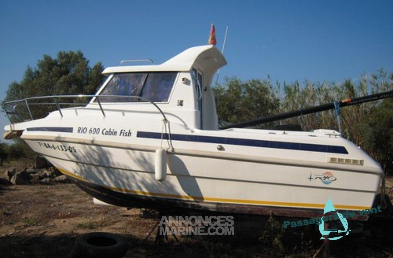 bateau peche usage