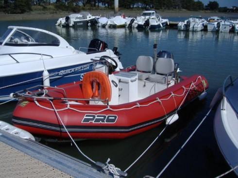 bateau pneumatique 16 pieds
