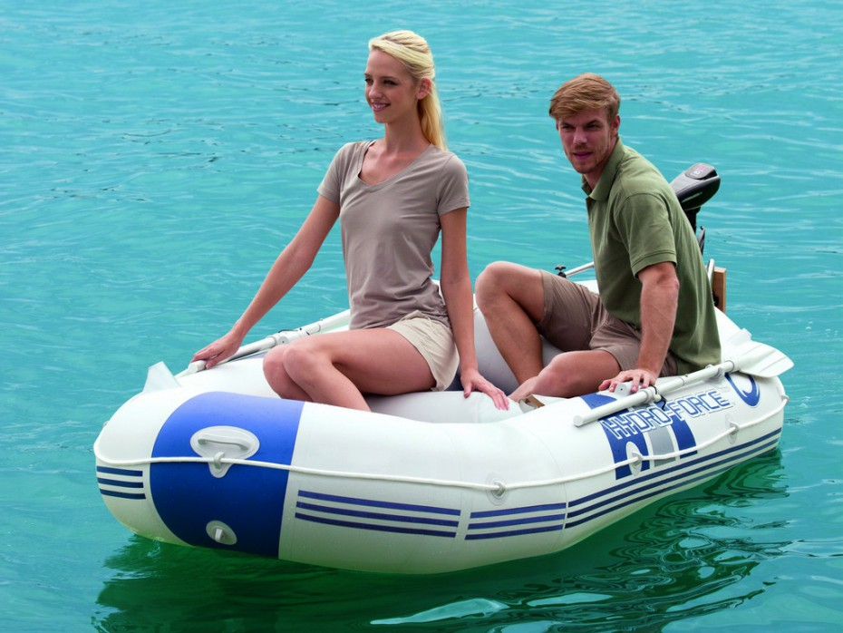 bateau pneumatique 2 places