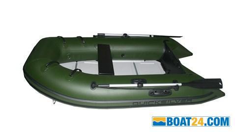 bateau pneumatique 270 adventure enduro quicksilver