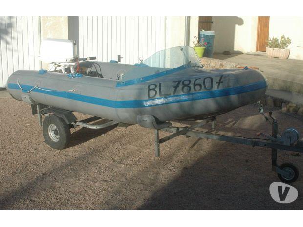 bateau pneumatique 3.60m