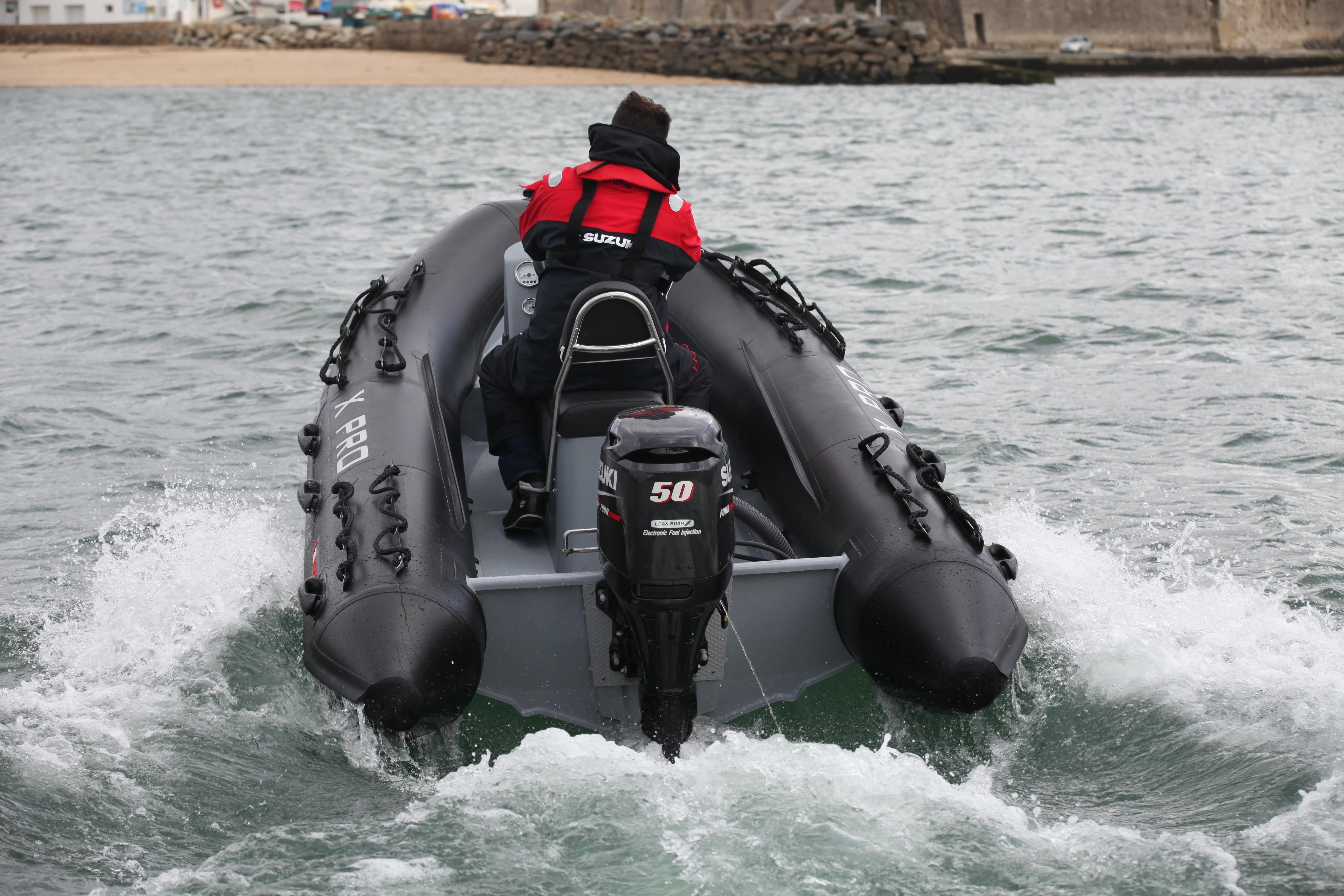 bateau pneumatique 3d tender
