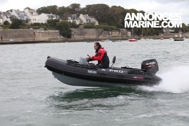 bateau pneumatique 420