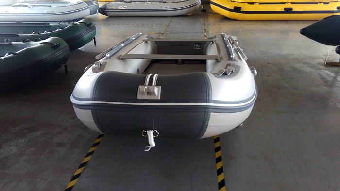bateau pneumatique a roue