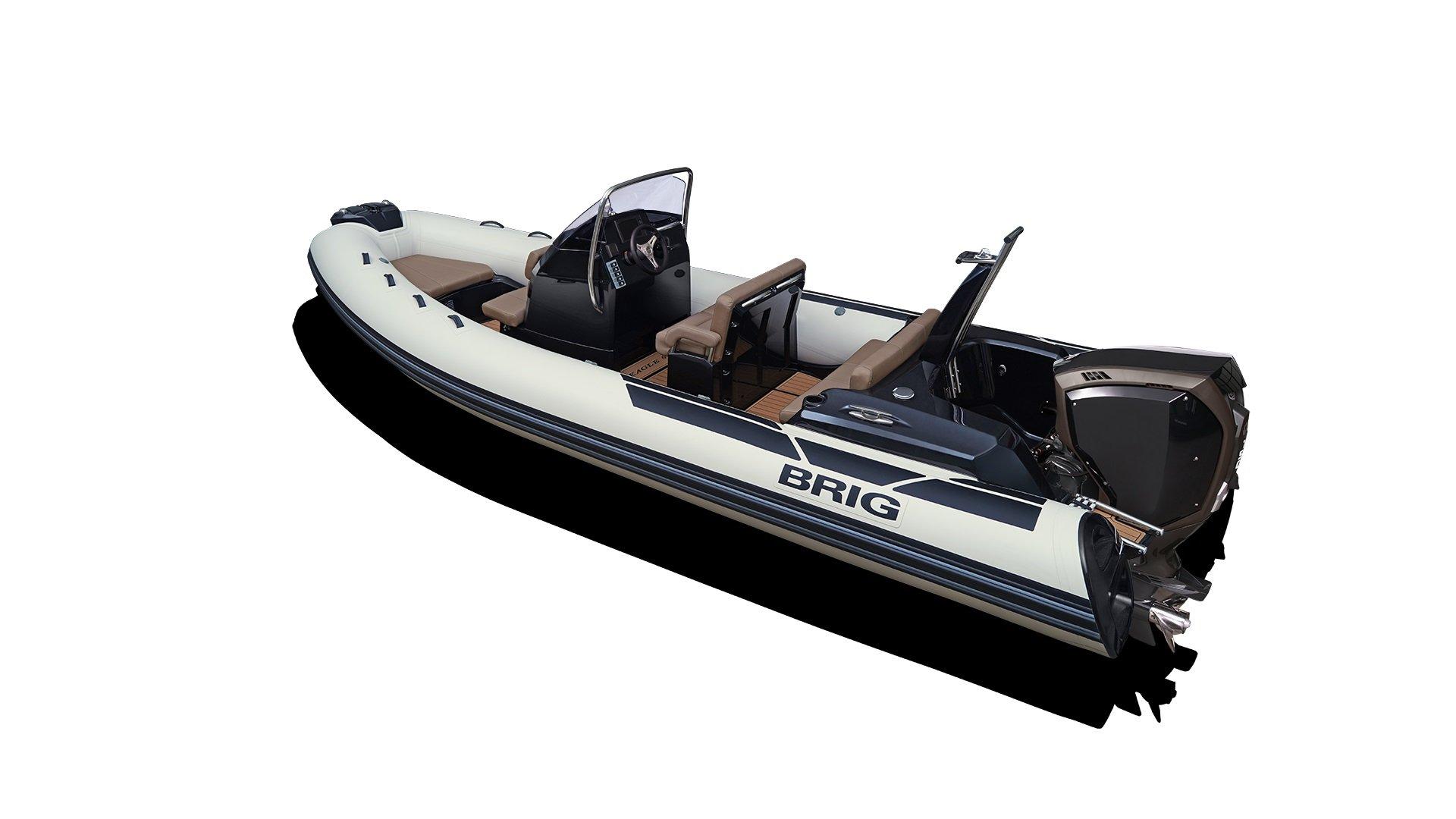 bateau pneumatique brig a vendre