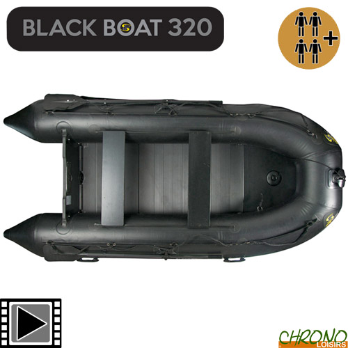 bateau pneumatique carp spirit