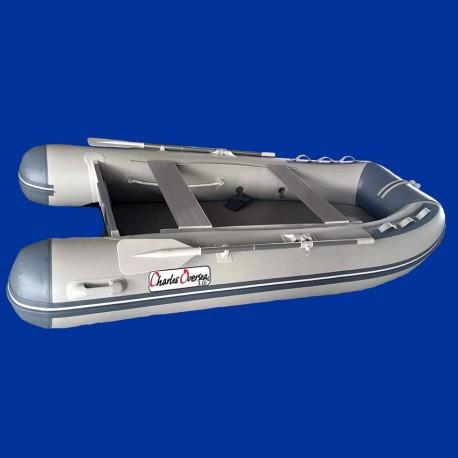 bateau pneumatique charles oversea avis