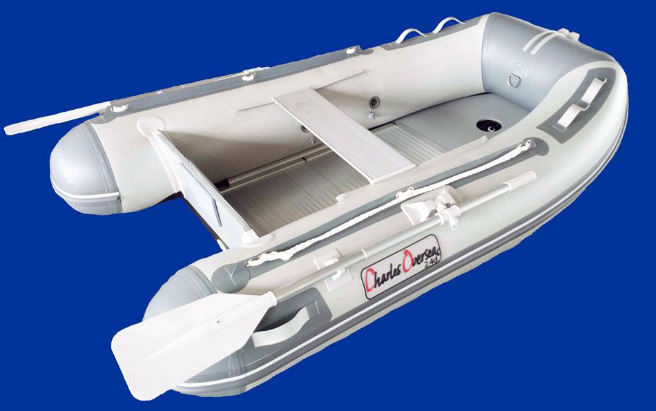 bateau pneumatique charles oversea