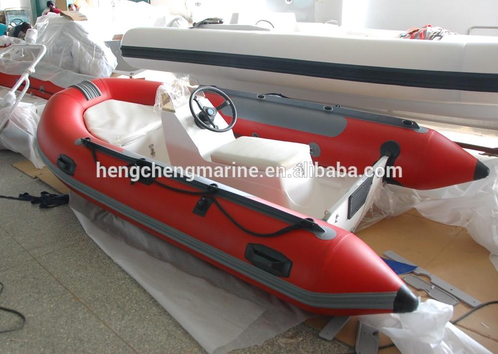 bateau pneumatique chinois
