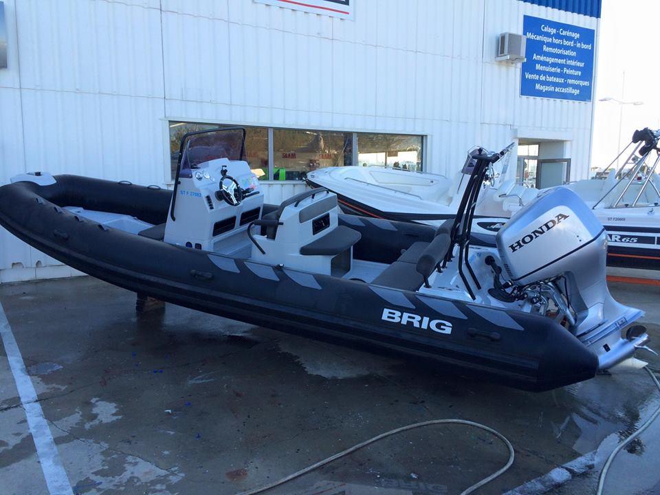 bateau pneumatique d'occasion a vendre