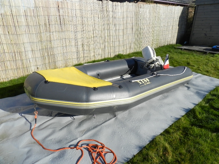 bateau pneumatique d'occasion