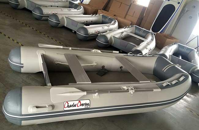 bateau pneumatique destockage