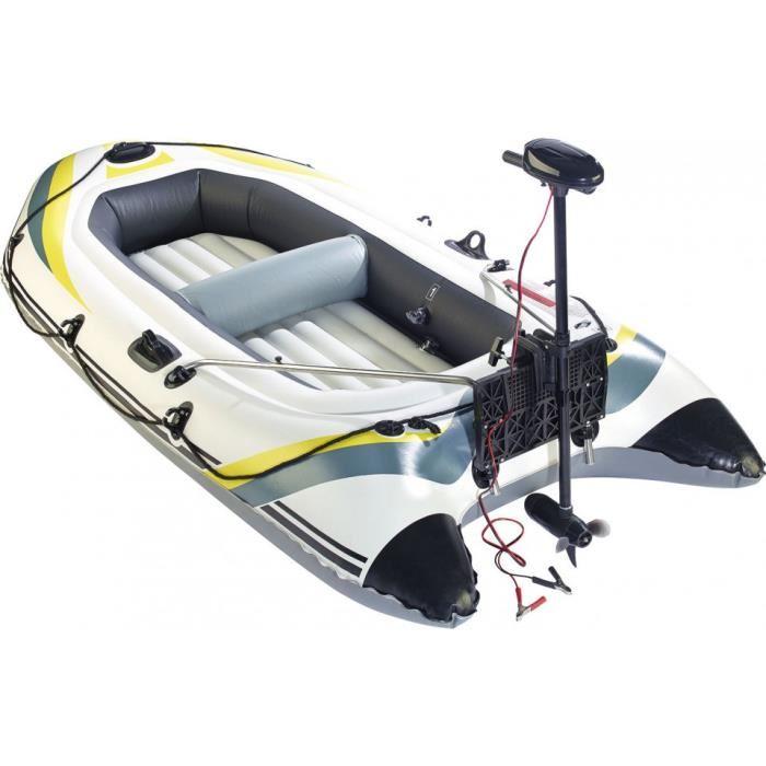 bateau pneumatique electrique