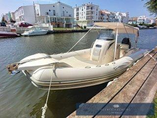 bateau pneumatique espagne