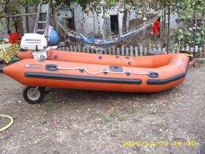bateau pneumatique eurovinil