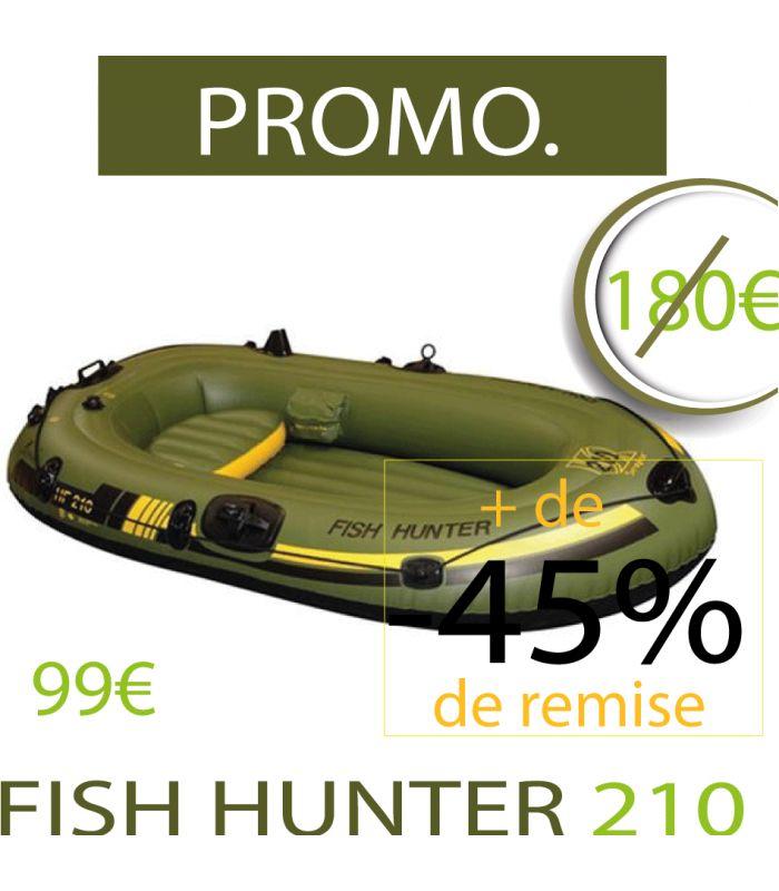bateau pneumatique fish hunter