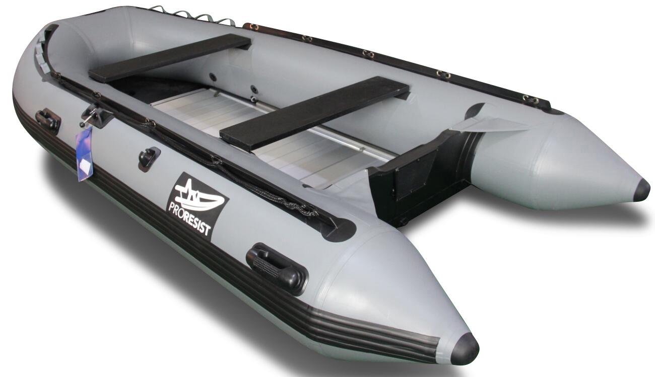 bateau pneumatique fisher