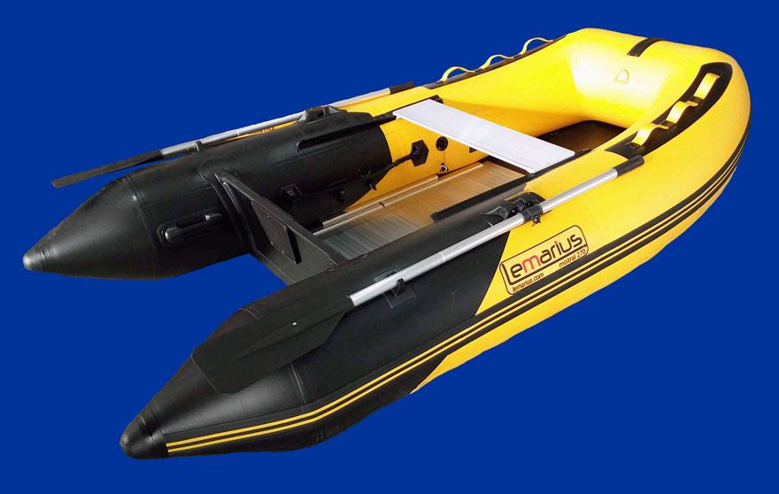 bateau pneumatique gecko 270
