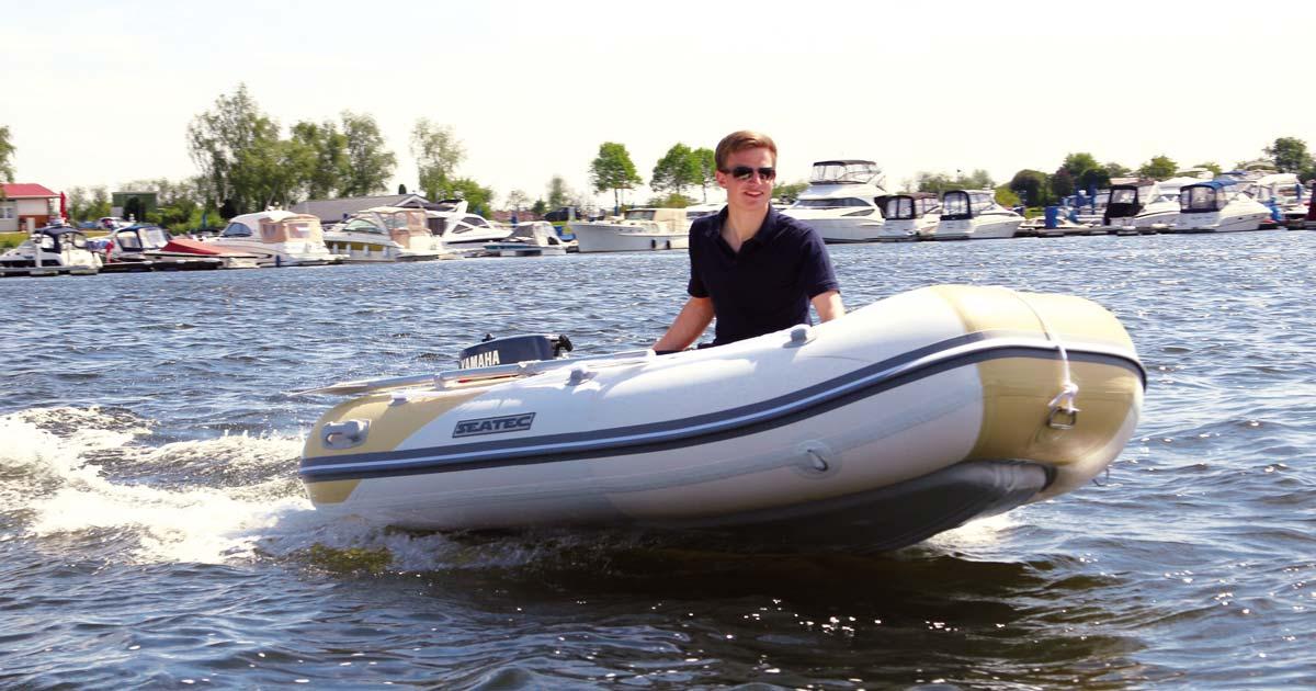 bateau pneumatique gl nautic 300