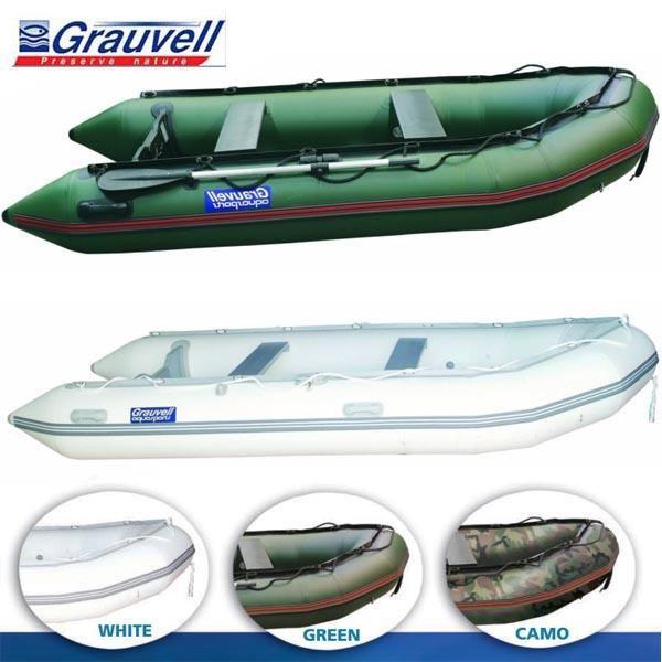 bateau pneumatique grauvell