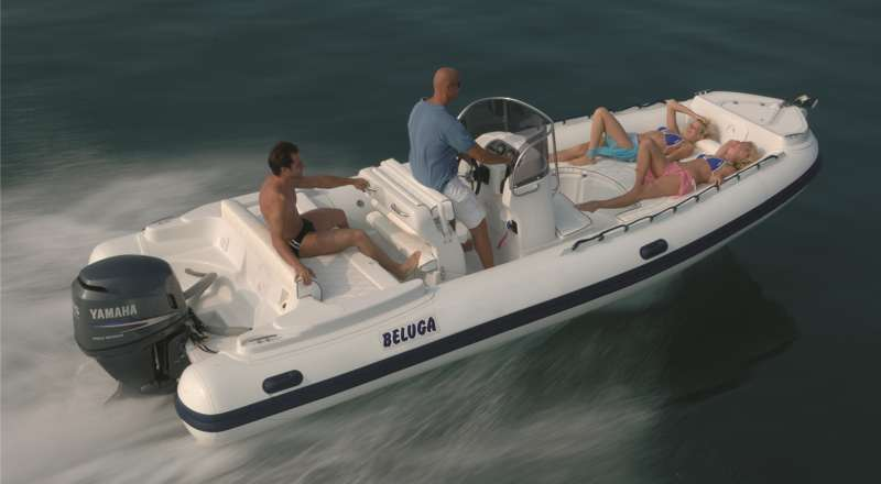 bateau pneumatique guadeloupe