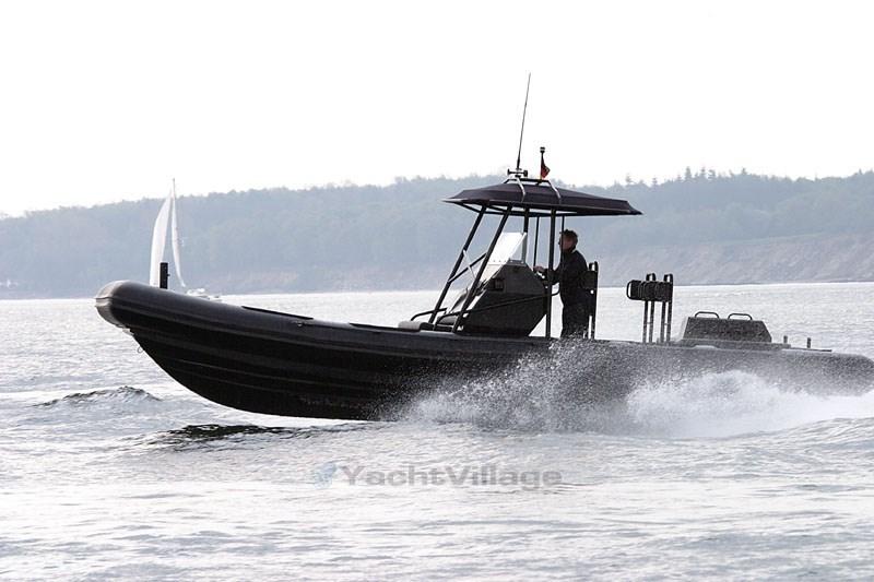 bateau pneumatique hurricane