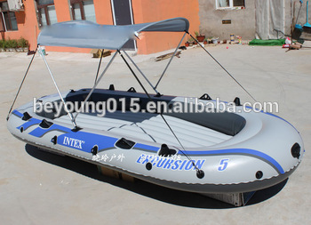 bateau pneumatique intex excursion 5