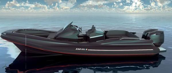 bateau pneumatique italien