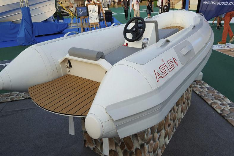bateau pneumatique jet