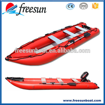 bateau pneumatique kayak