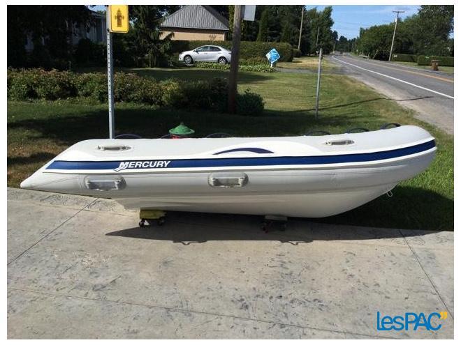 bateau pneumatique lespac