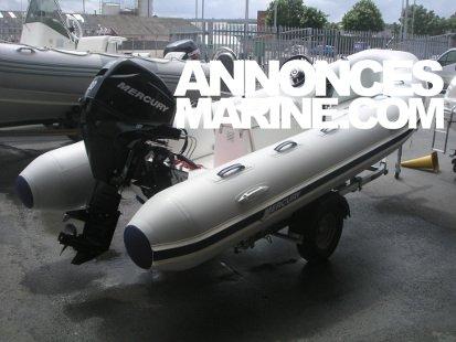 bateau pneumatique mercury a vendre