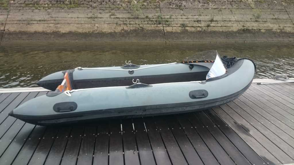 bateau pneumatique nautisport
