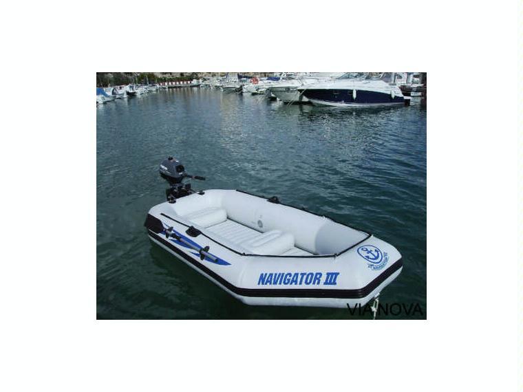 bateau pneumatique navigator 3
