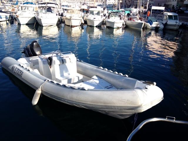 bateau pneumatique occasion marseille
