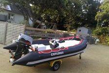 bateau pneumatique orcal