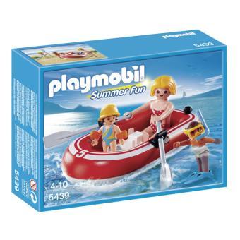 bateau pneumatique playmobil