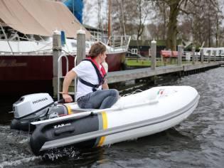 bateau pneumatique quicksilver 310