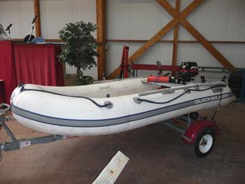 bateau pneumatique quicksilver