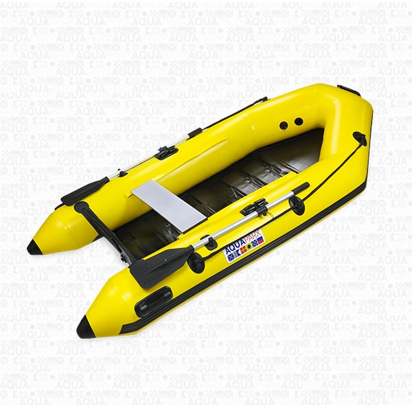 bateau pneumatique rib 230 jaune