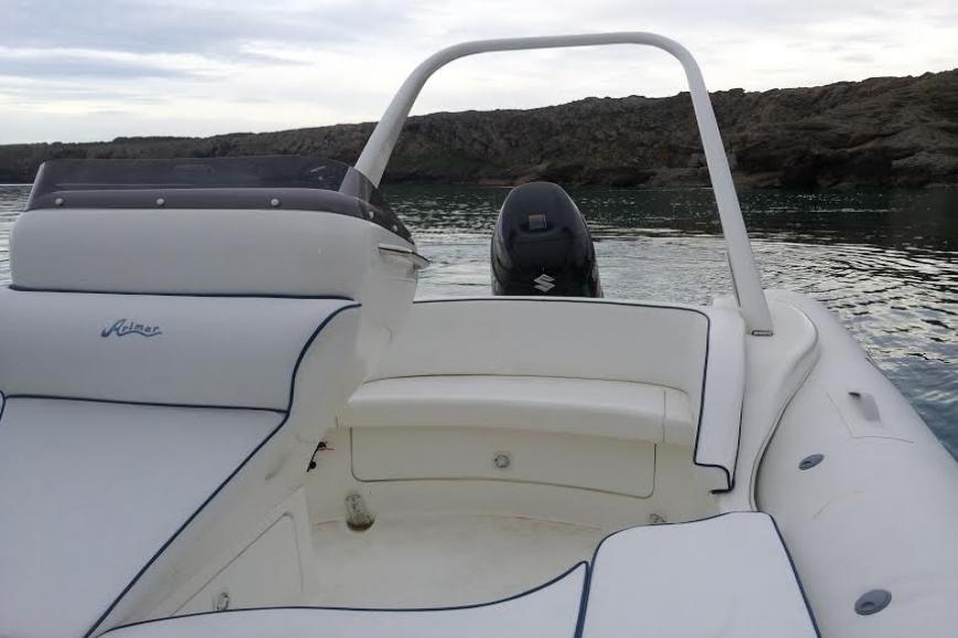 bateau pneumatique semi rigide arimar