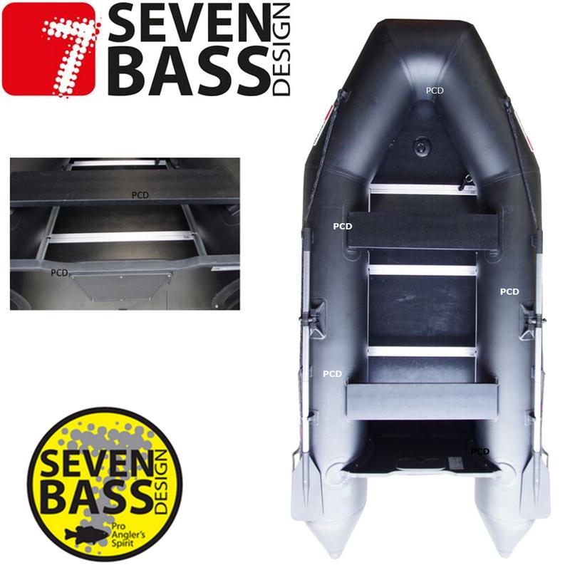 bateau pneumatique seven bass