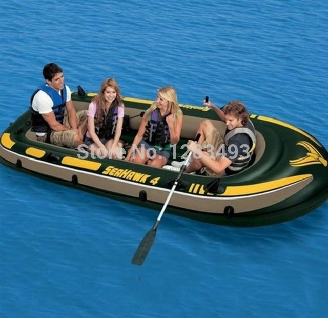 bateau pneumatique solide