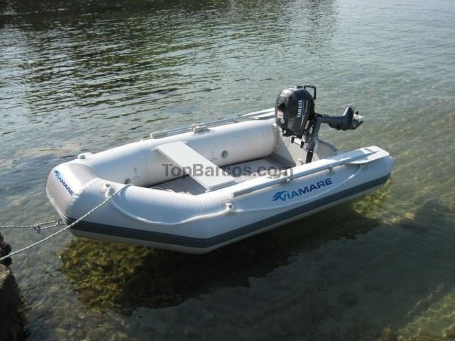 bateau pneumatique viamare 250