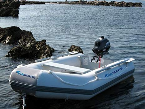 bateau pneumatique viamare 380