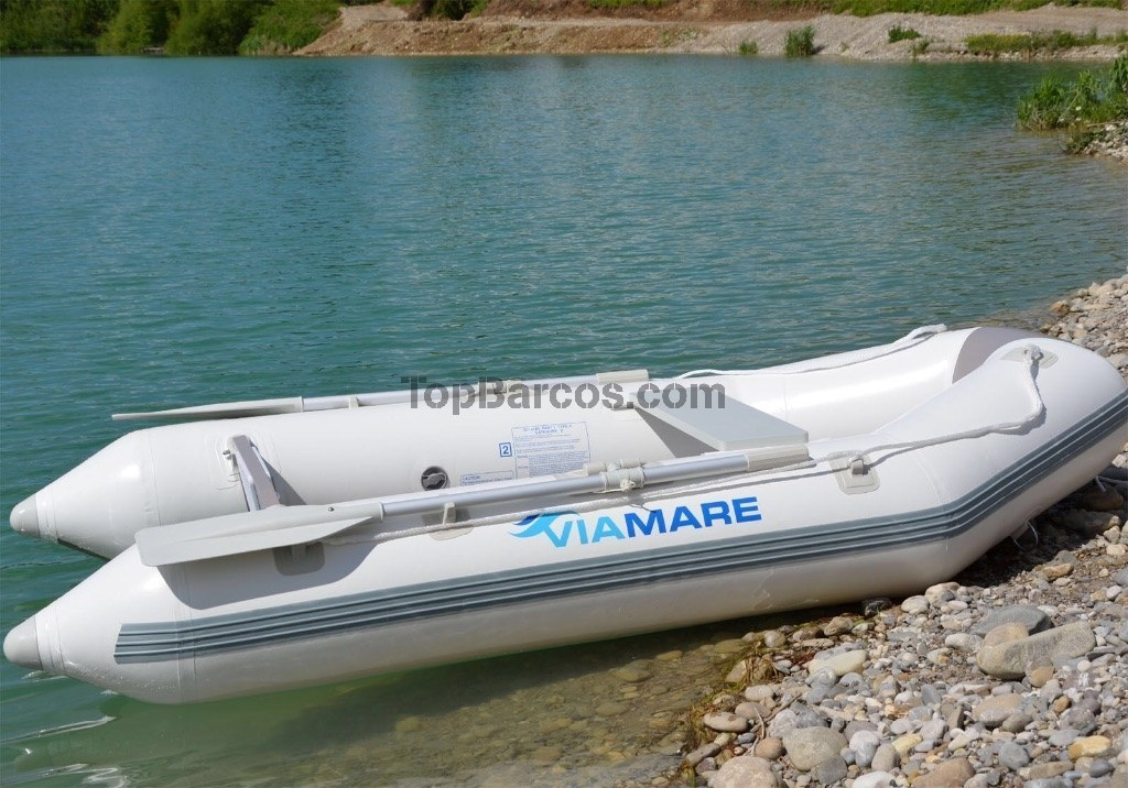bateau pneumatique viamare
