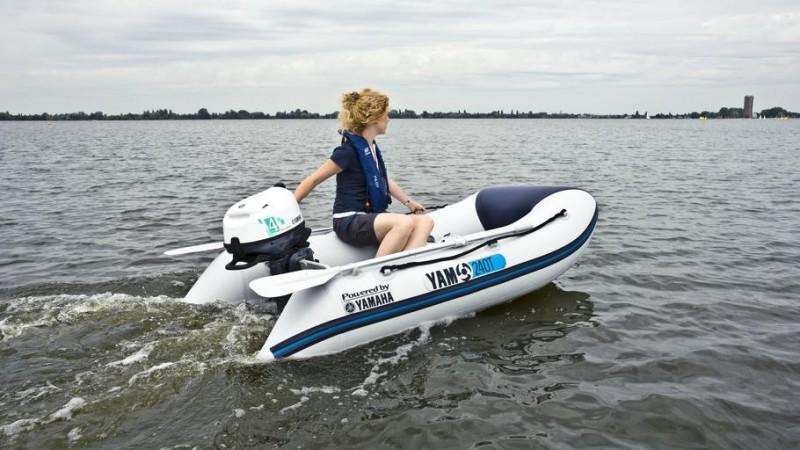 bateau pneumatique yam