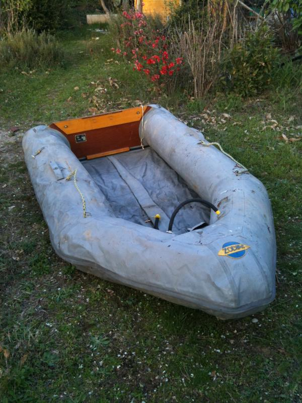 bateau pneumatique zed